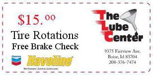 Tire Rotation service image